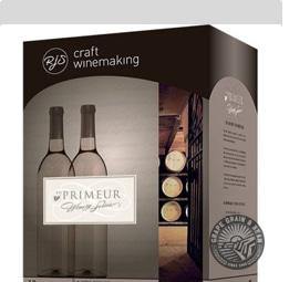 RJ Spangels Wine Kits