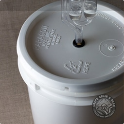 Fermenting Buckets and Lids